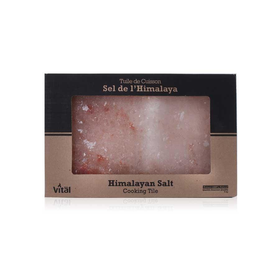 Rediscover Himalayan Salt Tile