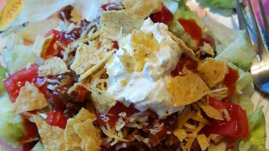 Taco Salad - VitalGrill.com
