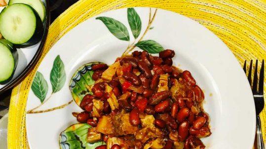 Beef & Bean Chili - VitalGrill.com